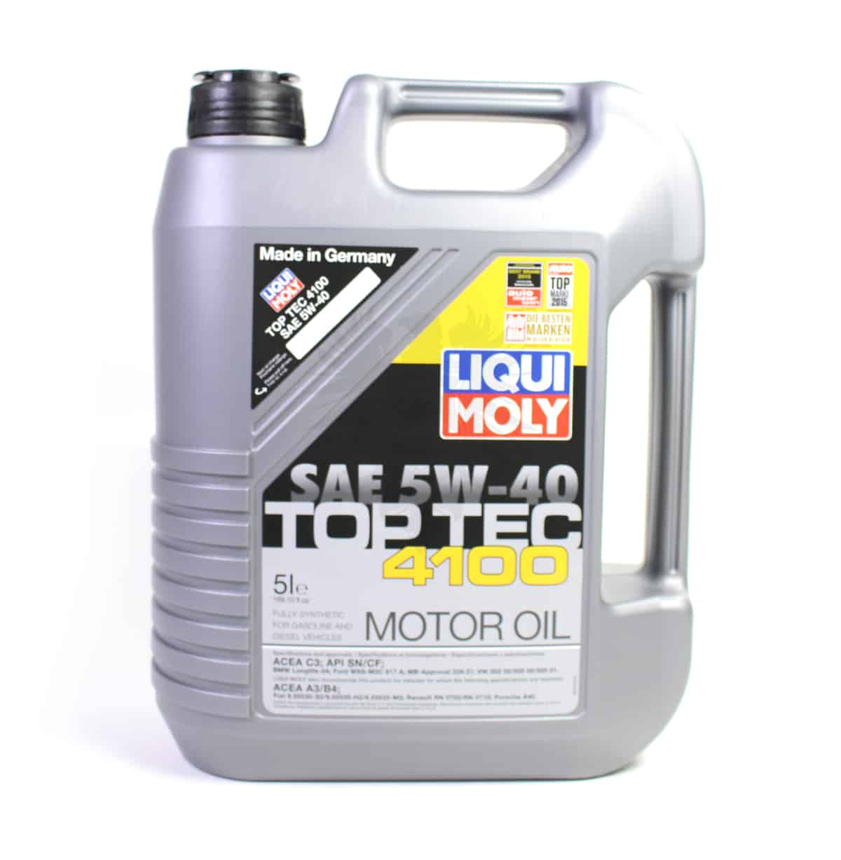 Engine Oil Liqui Moly 5w 40 5l Cascade