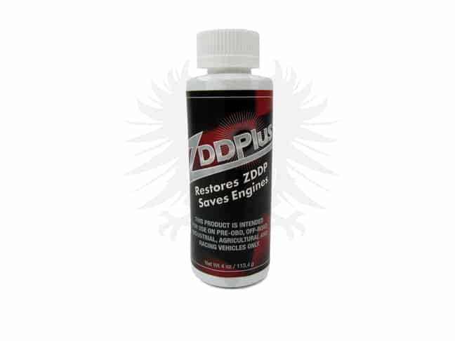 Oil Additive Zddplus 4oz Cascade German Parts