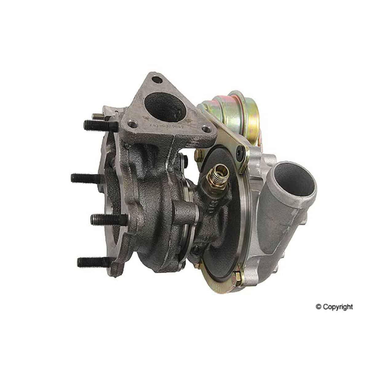 Turbocharger, 1Z AHU K03