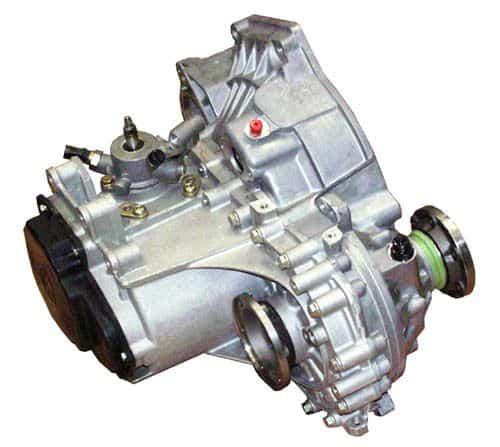 Transmission, 02J Mk4 12v VR6 Rebuilt