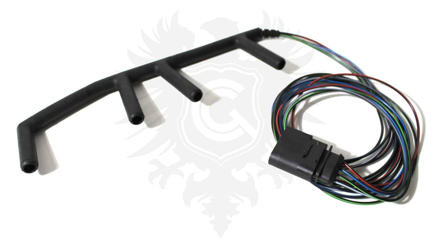 Glow Plug Harness, 4 Wire – Cascade German Parts