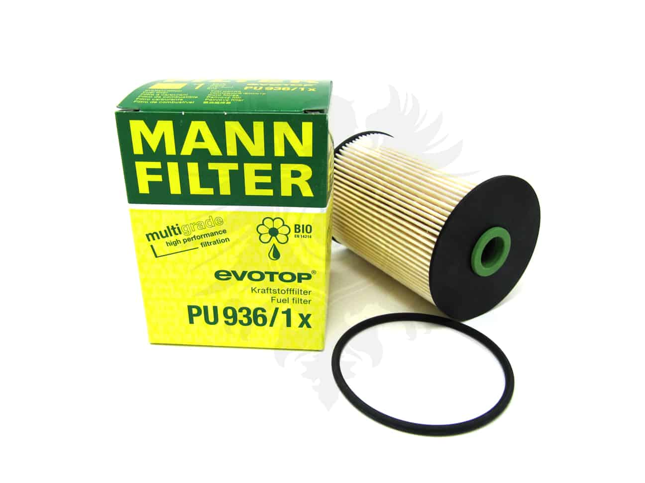 Fuel Filter  Mk5 Mk6 Tdi  U2013 Cascade German Parts
