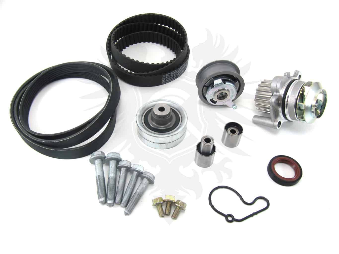 Timing Belt Kit Alh Deluxe Cascade German Parts Mk4 Vw Jetta