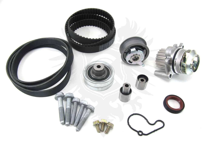 Timing Belt Kit Alh Deluxe Cascade German Parts Dayco Volkswagen Idler