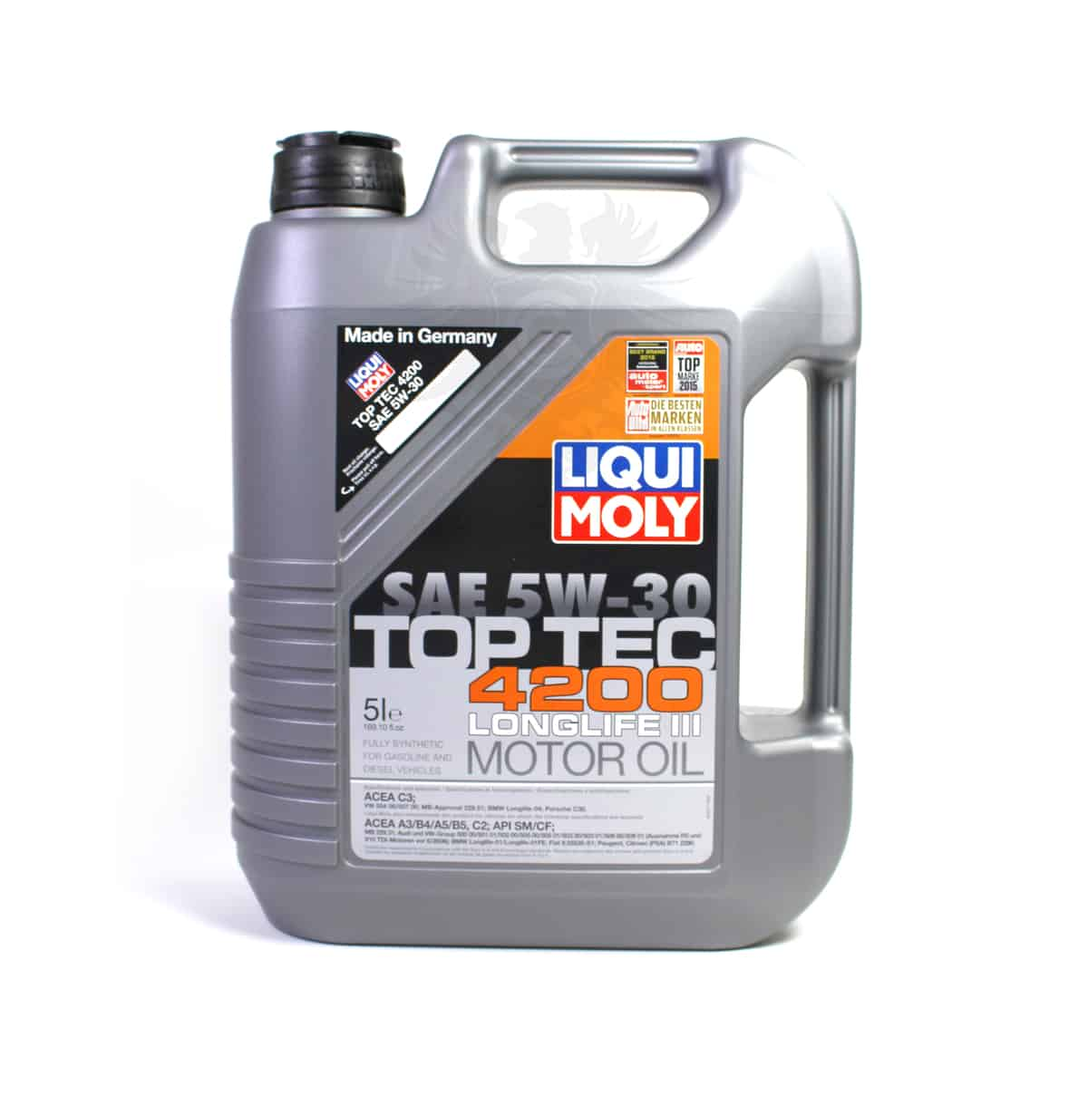 Engine Oil, Liqui Moly 504.00/507.00 5W30 (5L)