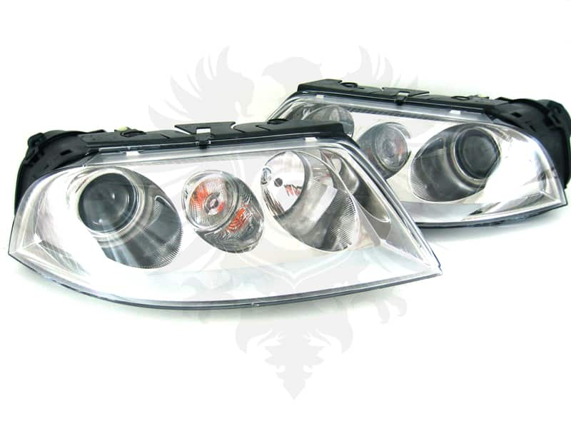 Headlight Set  B5 5 Passat Xenon  U2013 Cascade German Parts