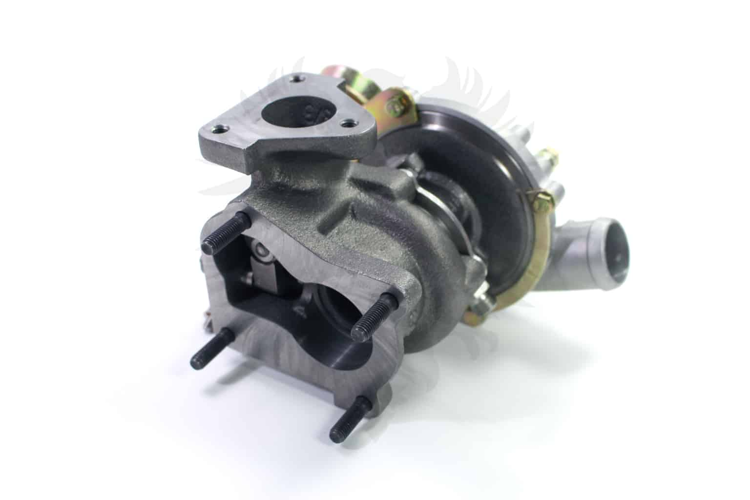 Turbocharger, AAZ K03