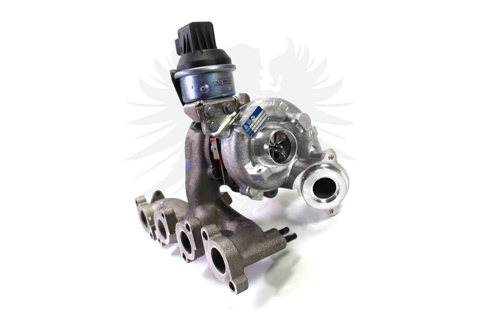 Turbocharger, CBEA CJAA CR170