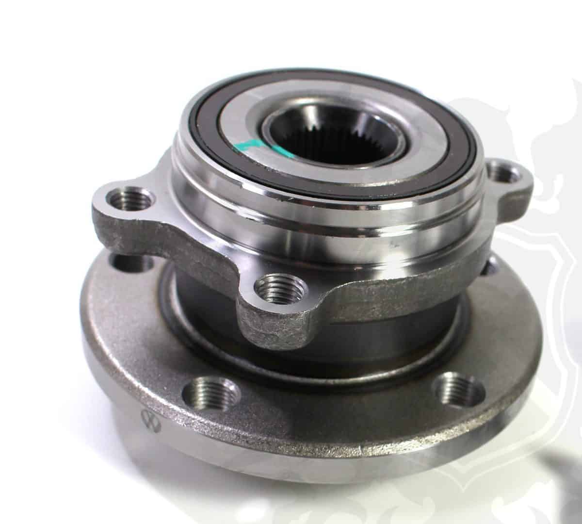 2014 vw jetta rear wheel bearing replacement
