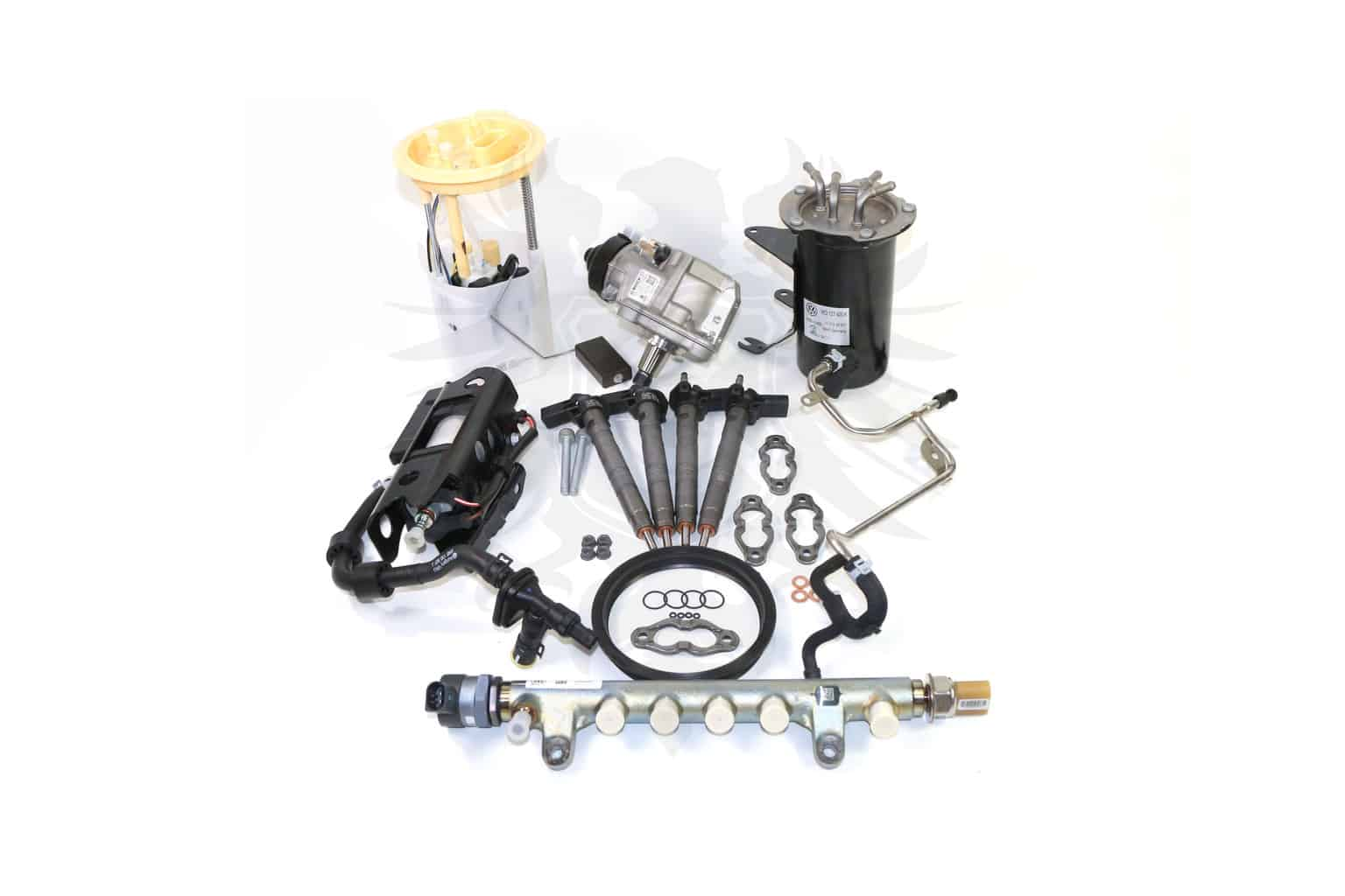 High Pressure Fuel Pump Kit, CBEA CJAA