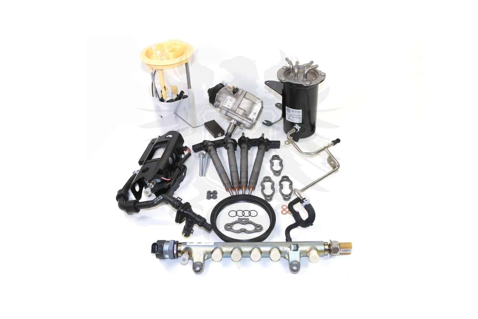 high pressure fuel pump kit  cbea cjaa  u2013 cascade german parts