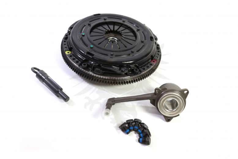 Clutch and Flywheel Kit, 02Q DC Stage 2 SMF TDI