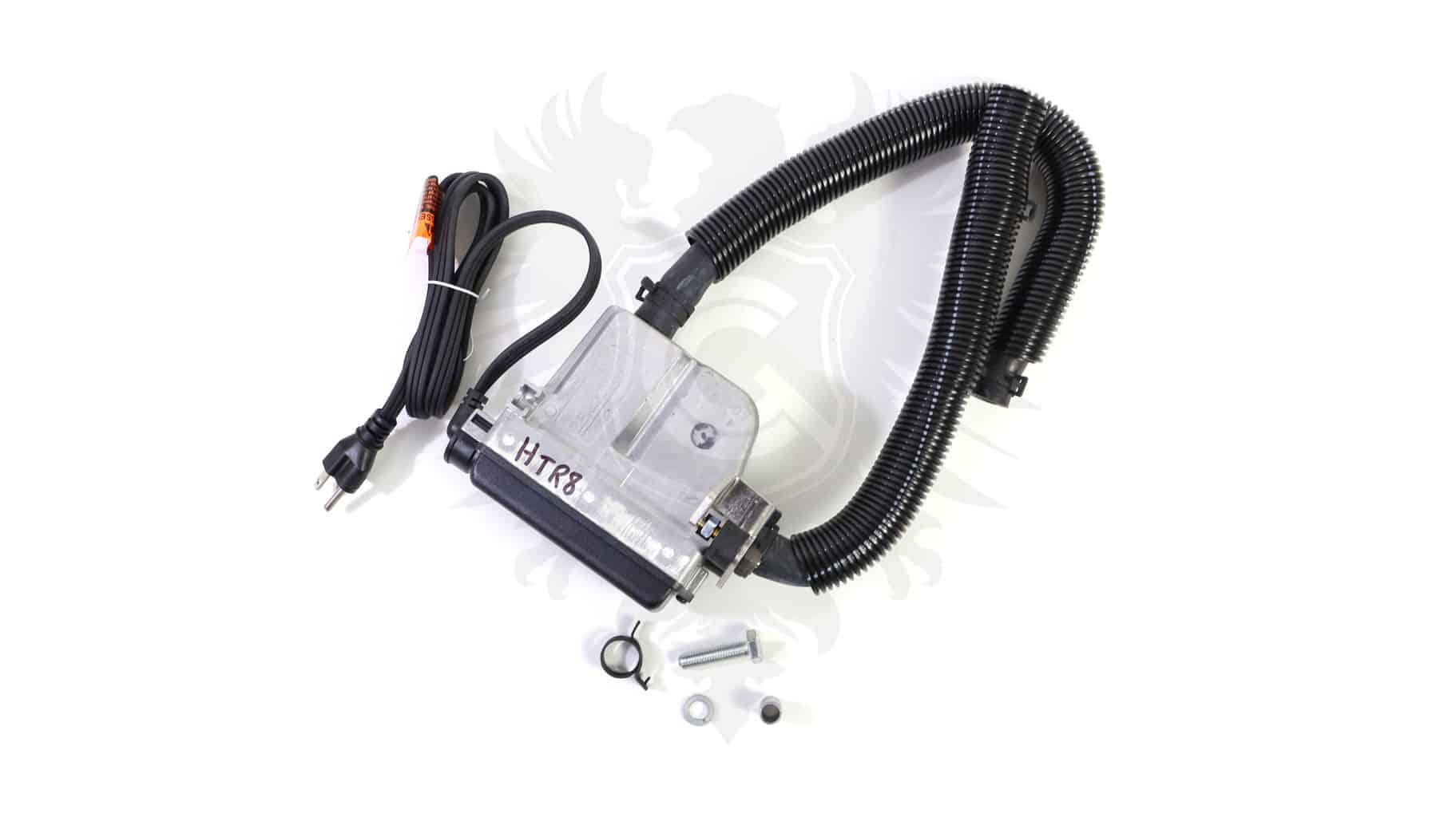 FrostHeater, 05.5-06 Jetta BRM TDI (DSG) – Cascade German Parts
