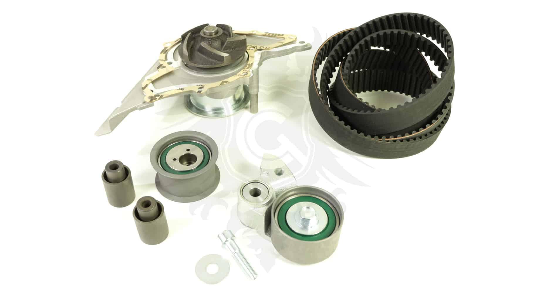 Timing Belt Kit 42l V8 Deluxe Cascade German Parts Dayco Volkswagen Idler