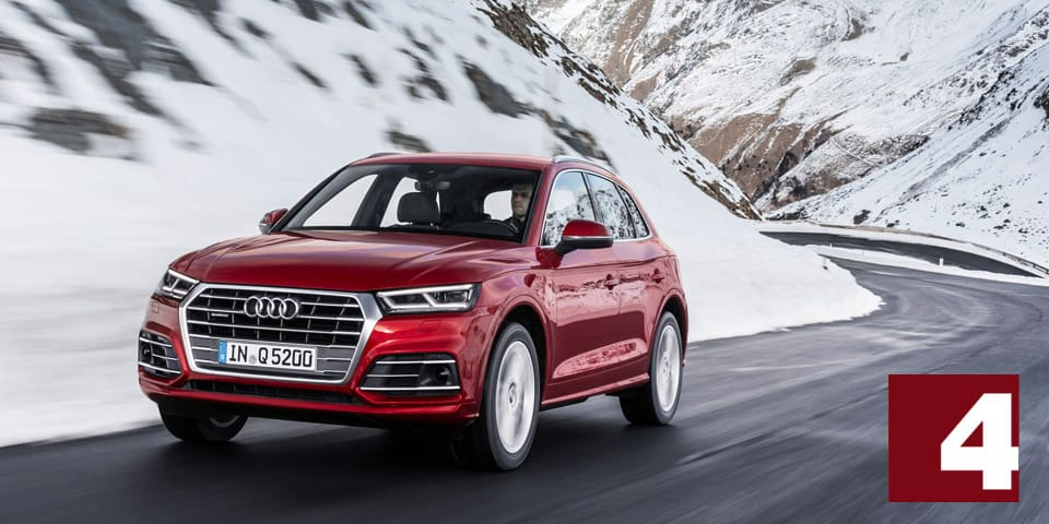 Audis Millionth QuattroEquipped Car Rolls Off The Line Cascade - Cascade audi