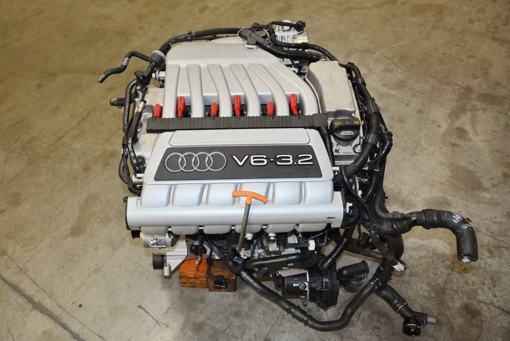 Complete Engine  3 2l Bub  U2013 Cascade German Parts