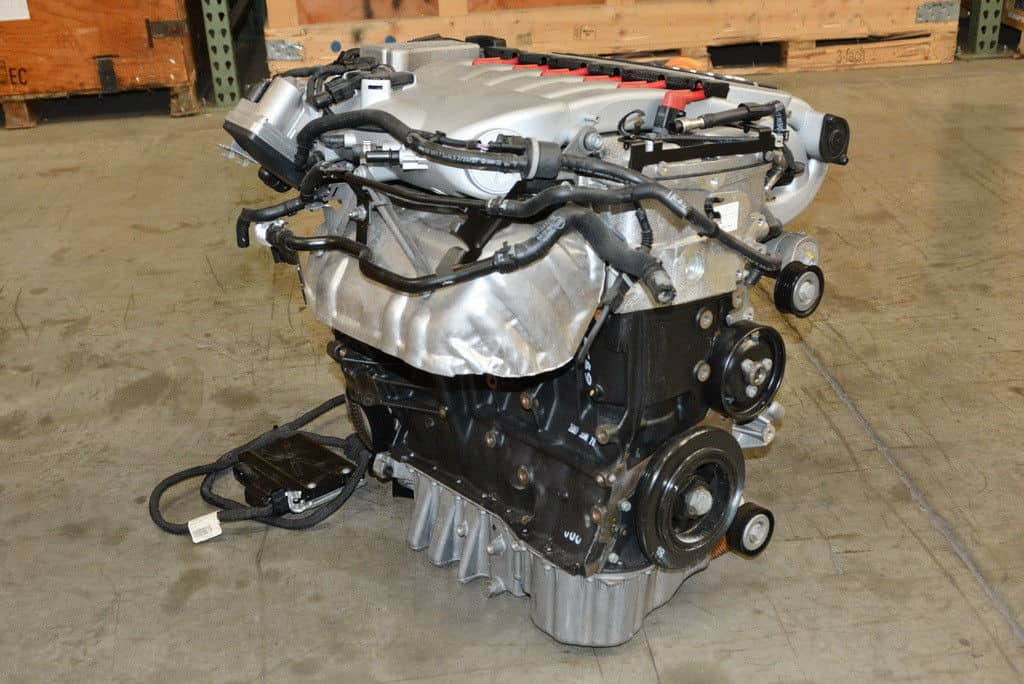 Complete Engine  3 2l Bub  U2013 Cascade German Parts