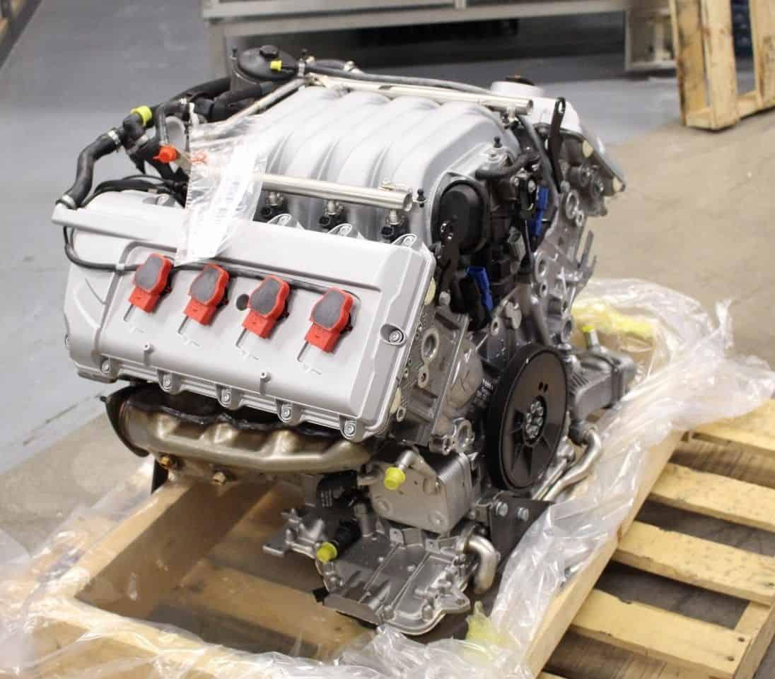 Complete Engine Block, Audi S4 BHF BBK – Cascade German Parts
