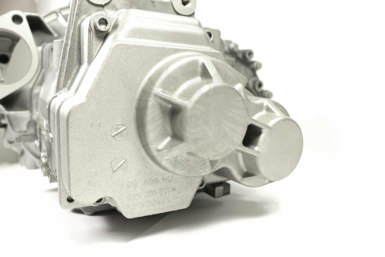 02j transmission weight